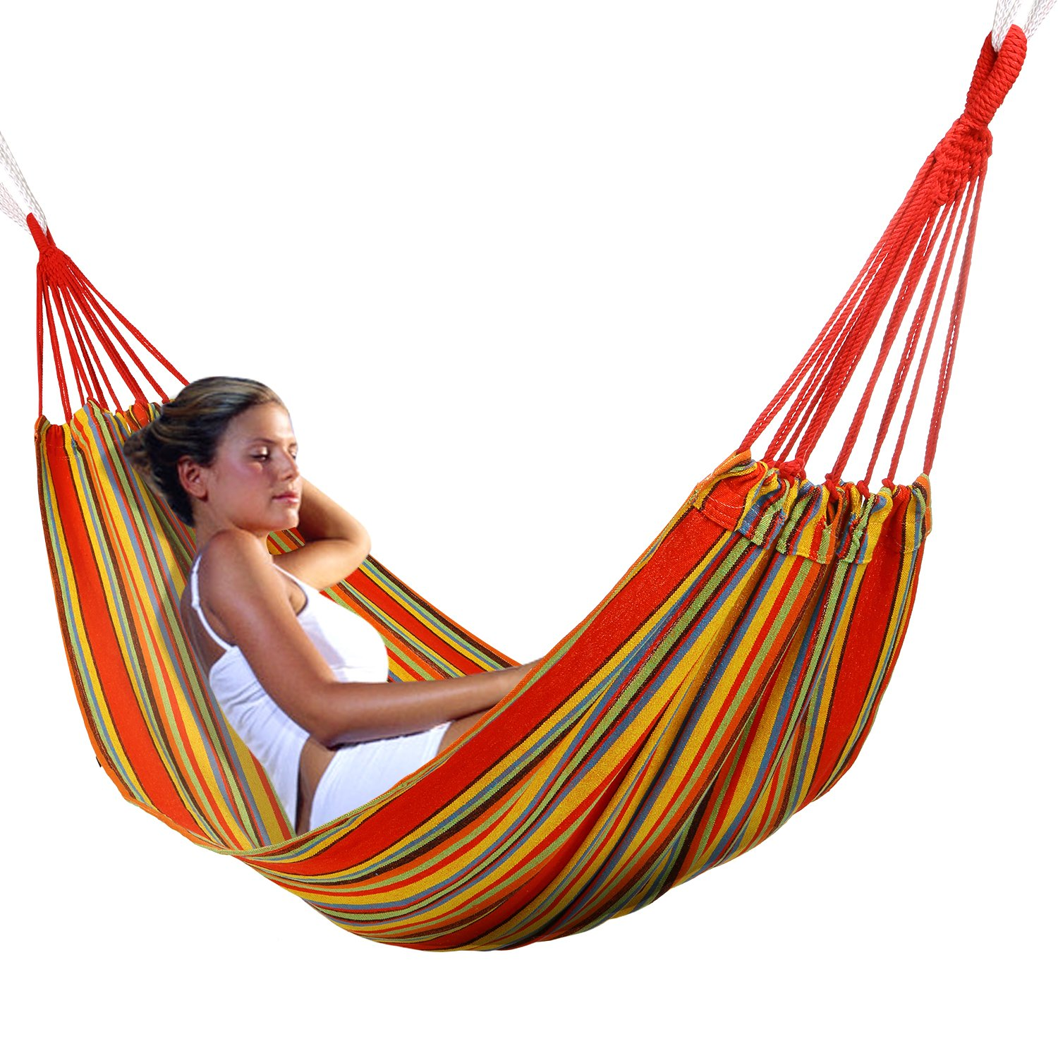 woot with uk garden amazon denim stand multi colour outdoors dp cotton vivere co hammock double