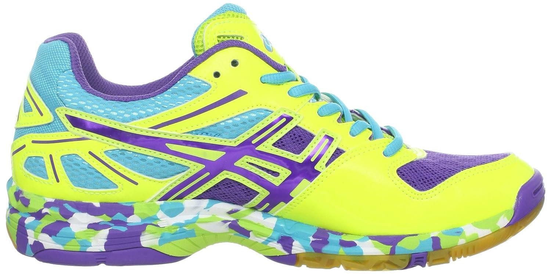 El Punto De Inflamación Asics Zapatos De Voleibol Femenino wfeCYc
