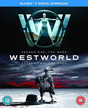 Amazon com: Westworld: Season 1-2 [Blu-ray] [2018]: Movies & TV
