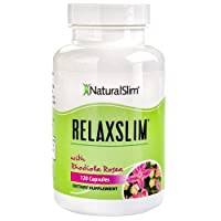 """NaturalSlim Russian Adaptogens Supplement with Rhodiola Rosea, Formulated by Award Winning Metabolism and Weight Loss Specialist- All Natural and Powerful Aid to the """"Slow Metabolism"""" - Rapid Fat Burn"""