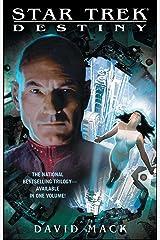 Star Trek: Destiny (Star Trek: The Next Generation) Kindle Edition