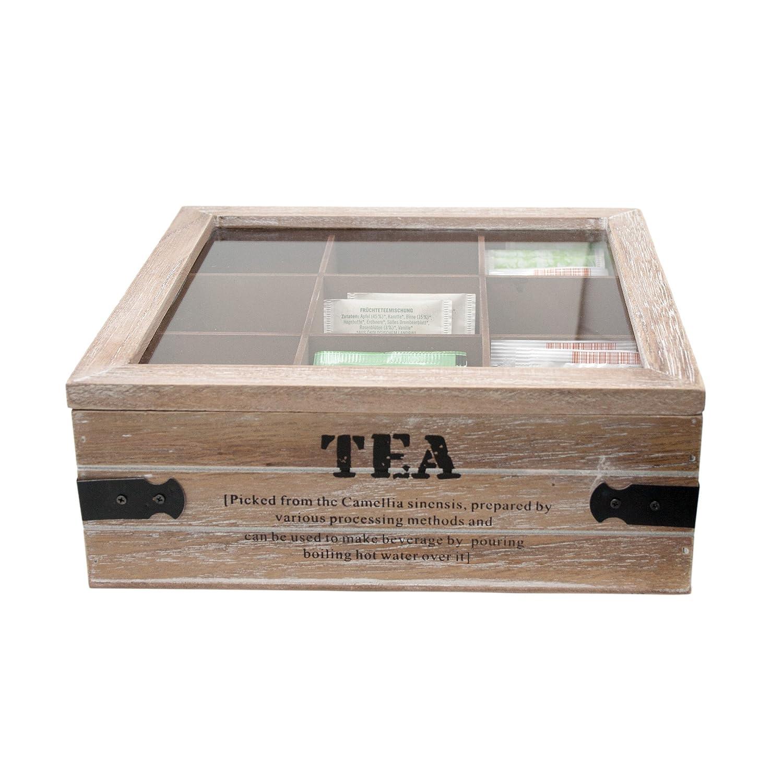'ToCi Tea Box