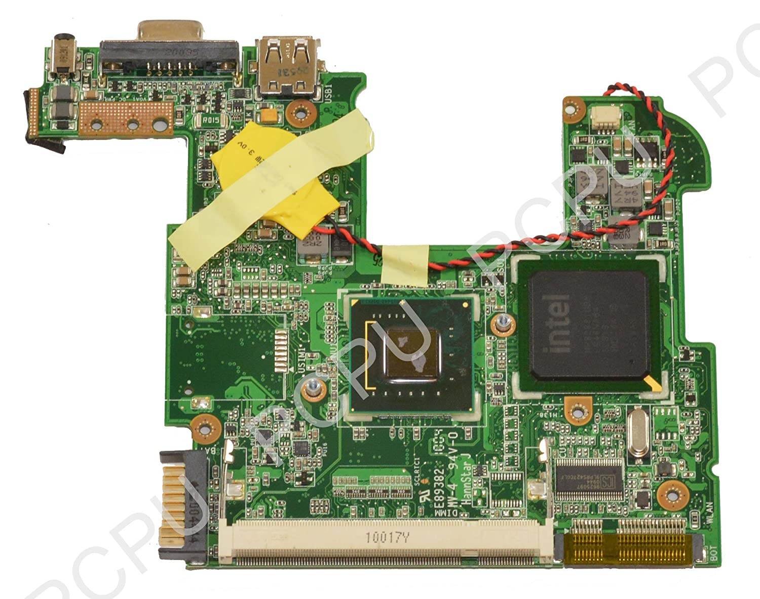 Amazon Asus Netbook Motherboard W Intel Atom 16GHz Processor N270 60 OA1BMB3000 C04 Computers Accessories