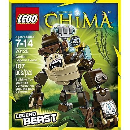 LEGO, Legends of Chima, Gorilla Legend Beast (70125)