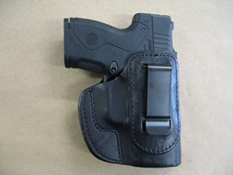 Amazon com : Beretta Nano 9mm IWB Leather In The Waistband