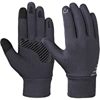Vbiger Kids Cycling Gloves Touch Screen Anti-slip Gloves,Aged 4-10