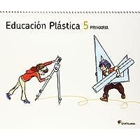 EDUCACIÓN PLÁSTICA 5 PRIMARIA - 9788468014494