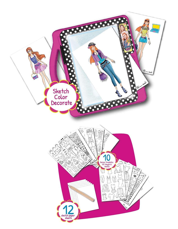 Simba 109273063 Maggie Bianca Fashion Design Tablet Amazon It