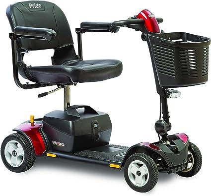 Amazon.com: Go-Go viajero Elite Plus 4-Wheel Pride Movilidad ...