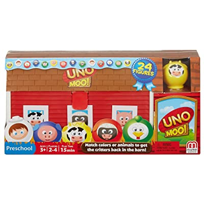 UNO: MOO Game: Toys & Games
