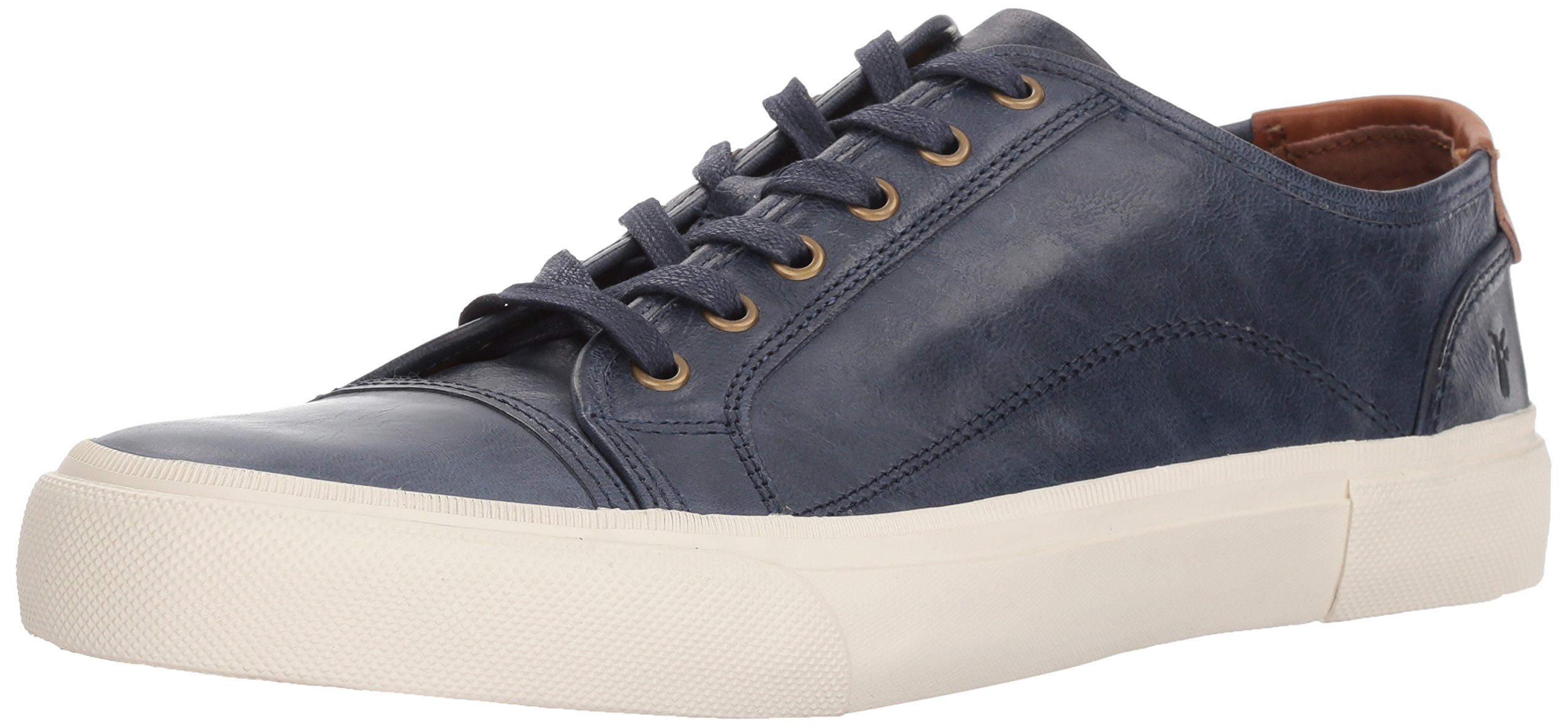 FRYE Men's Ludlow Cap Lowlace Sneaker, Navy, 11 Medium US by FRYE (Image #1)