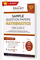 Educart CBSE Class 12 Mathematics Sample Question Papers 2021 (As Per 9th Oct CBSE Sample Paper) Kindle Edition