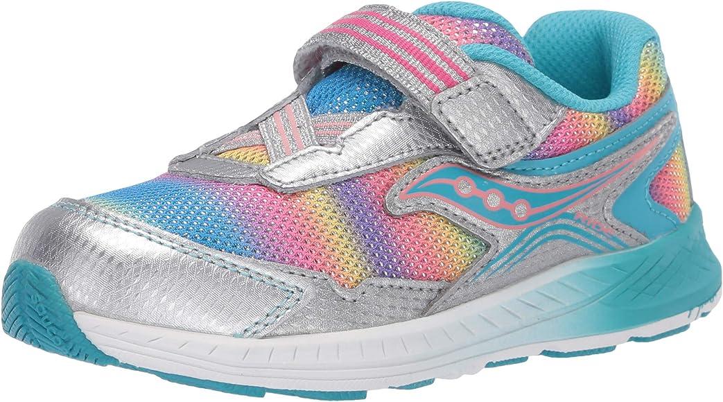 Saucony Girls Ride 10 Jr. Sneaker