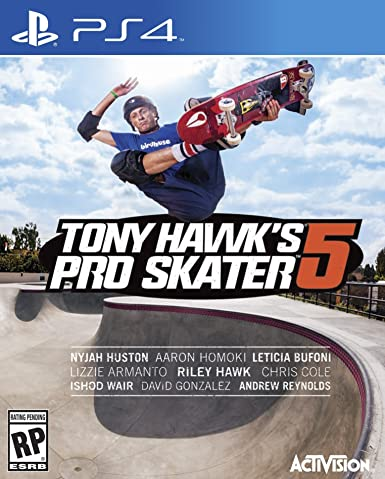 Activision Tony Hawks Pro Skater 5 - Juego (PlayStation 4 ...