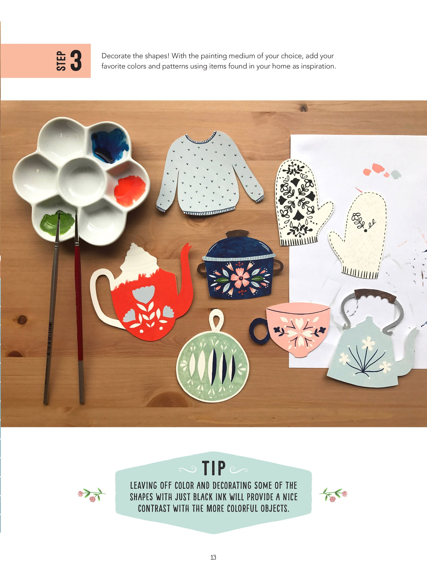 Creative Folk Art and Beyond Inspiring Tips, Projects, and Ideas ...