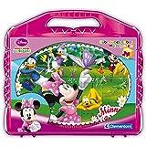 Clementoni - Cubos 24 piezas Mickey Minnie (42416.0)