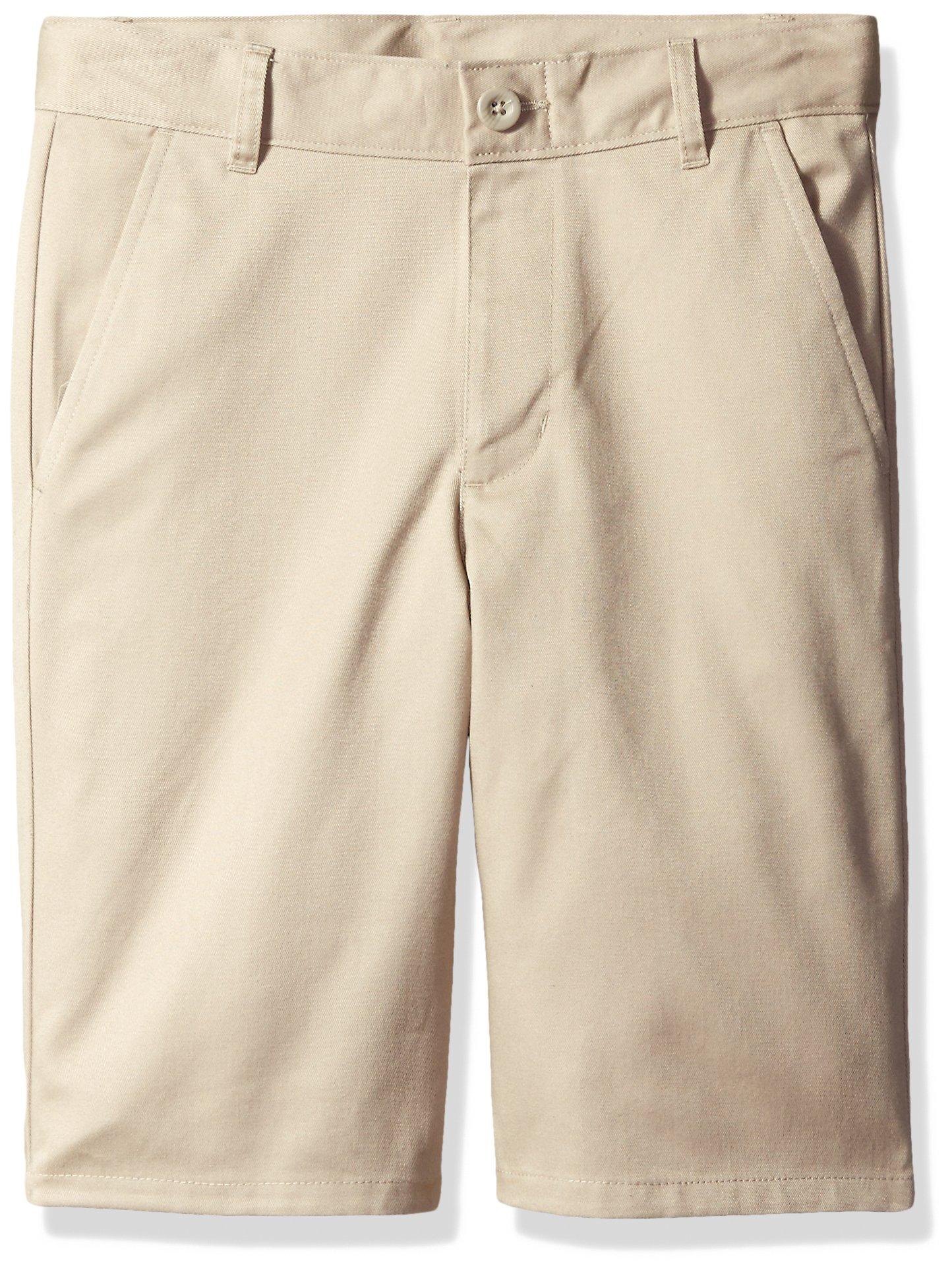 Dockers Big Boys Uniform Short, Khaki, 10