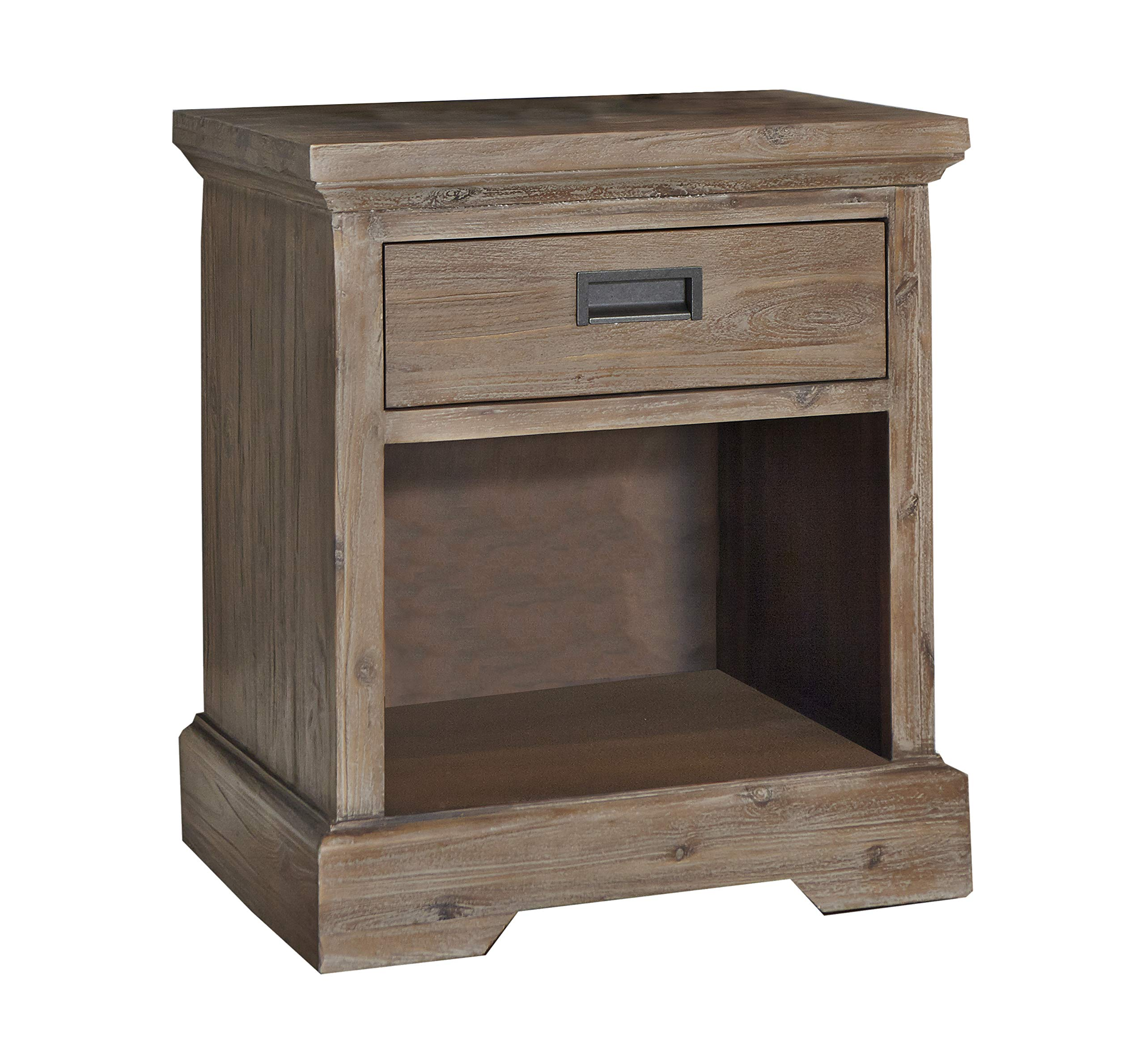 Hillsdale Furniture 7104-771 Oxford NIghtstand, Cocoa by Hillsdale Furniture