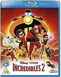 Incredibles 2 [Blu Ray] Blu Ray Region Free + DVD + Digital Copy