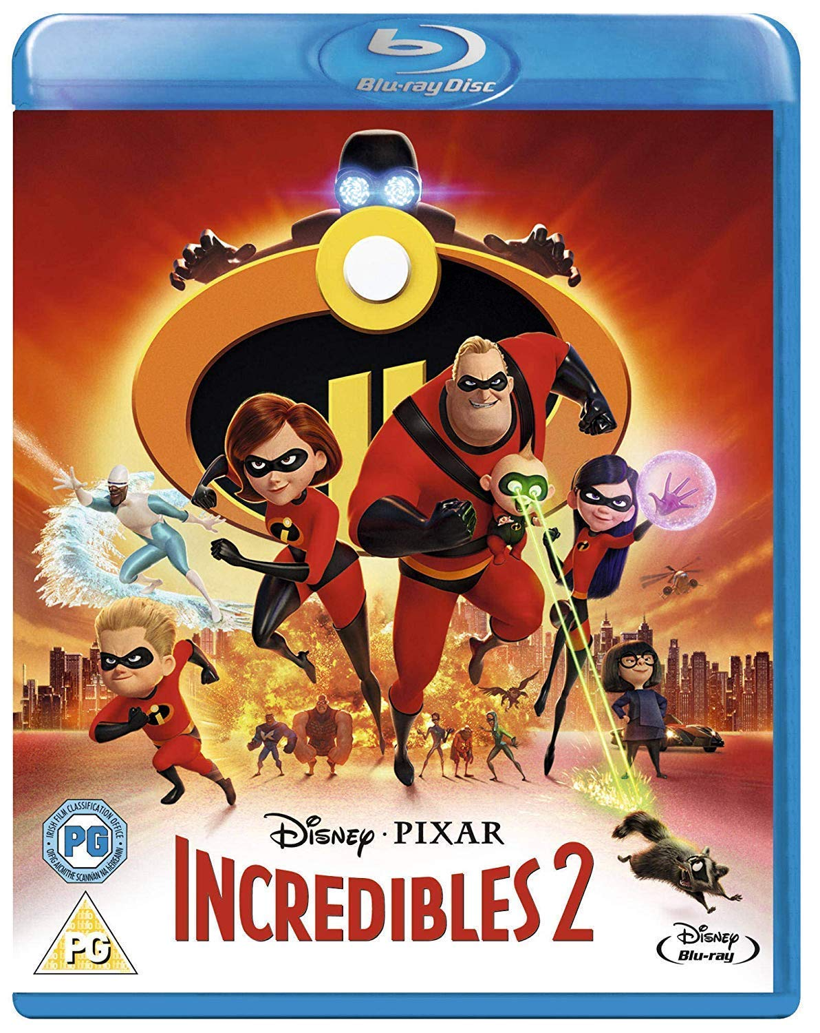CHOOSE YOUR SIZE Incredibles 2 Poster Disney Kids Movie Film New 2018 FREE P+P