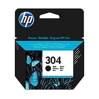 HP 304 Cartuccia d'inchiostro Originale, Nero