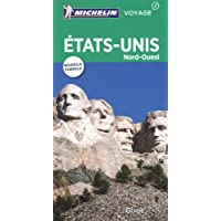Guide Vert Etats-Unis: Nord-Ouest Michelin