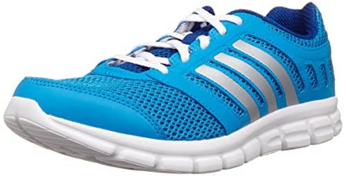 Mens adidas Mens Breeze Running Shoes in Blue - UK 11