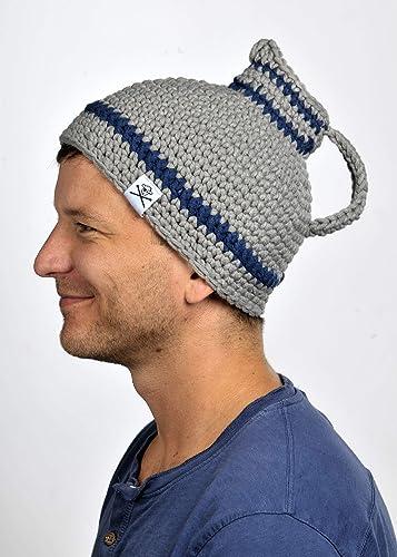 Bembel Mütze Größe Xl 61 63 Cm Amazonde Handmade