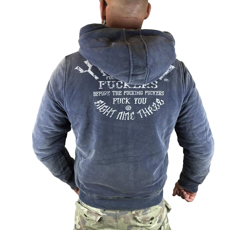 Yakuza Men Jackets / Lightweight Jacket F*ckers