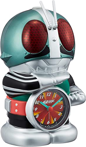 Citizen Kamen Rider Talking Alarm Clock