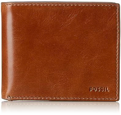 Fossil Herren Geldbörse Portemonnaies Richard RFID bifold Schwarz