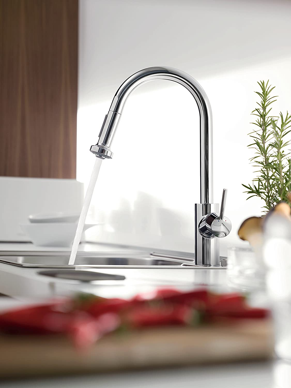 hansgrohe talis s2 single handle mixer tap for sinks
