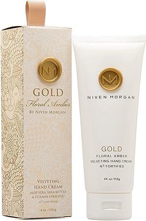 Niven Morgan Gold Hand Cream