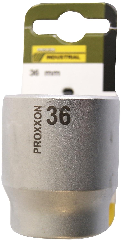 Proxxon 1//2-23429 Inserto per chiave a bussola 36mm
