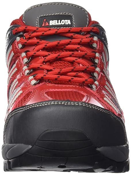 BELLOTA 72211N-38 Zapato Trail Negro S1P, Talla 38: Amazon.es: Bricolaje y herramientas