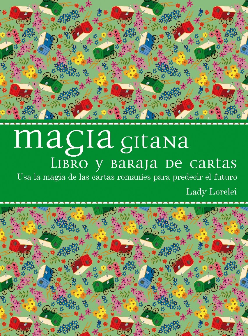 Magia Gitana (+ Cartas) (CARTOMANCIA): Amazon.es: LADY ...