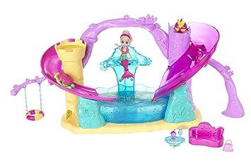 Polly Acu Juegos Parque Tico esJuguetes Mattel SirenasAmazon Y JcT1lFK3