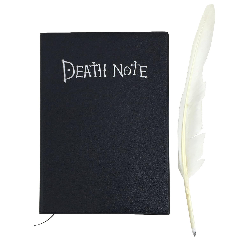 Death note cuaderno cosplay