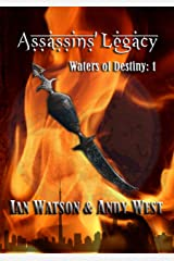 Assassins' Legacy (Waters of Destiny Book 1) Kindle Edition