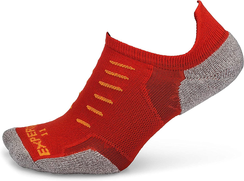 Thorlos Experia XCTU Thin Cushion Running No Show Socks