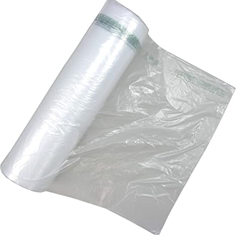 10 x 15 Clear Produce Bags 2 Rolls of 2,000 Bags