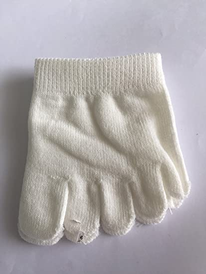 Footsmart Compression Toe Separating Socks, Pair