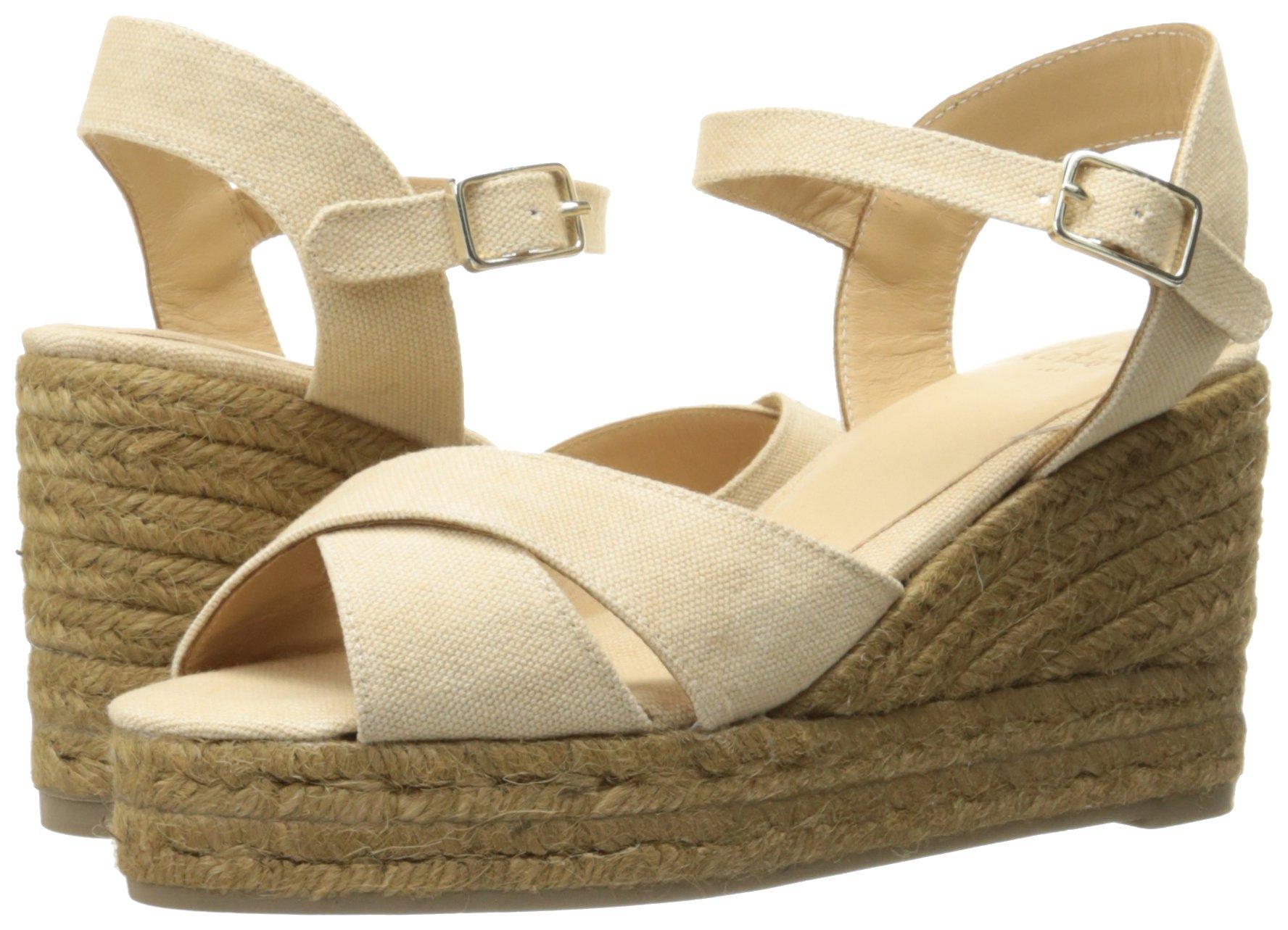Castaner Women's Blaudell Platform Sandal, Nude (Beige), 37 EU/6.5 N US by Castaner (Image #6)