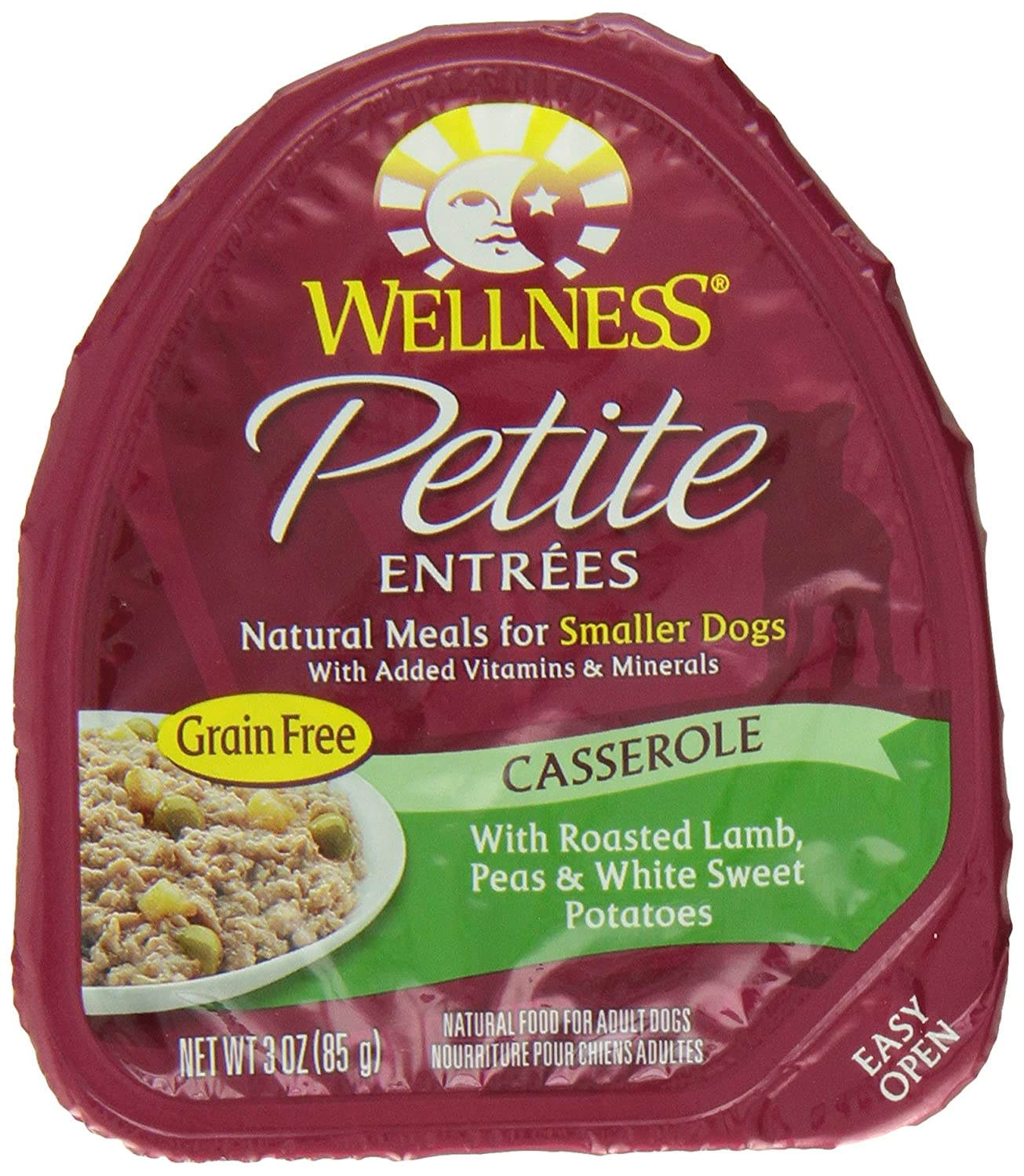 50%OFF Petite Entrees Casserole w/Roasted Lamb (Case of 24)