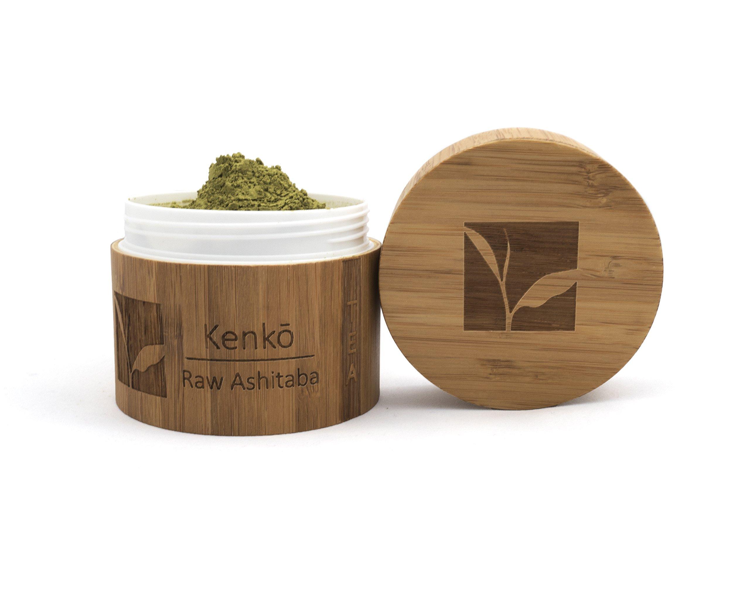 Kenkō Raw Ashitaba Tea
