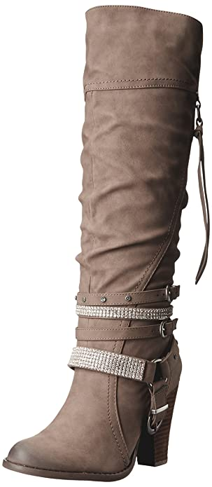 87c306b5427 Not Rated Women s Stacey Chelsea Boot Taupe 6 M US