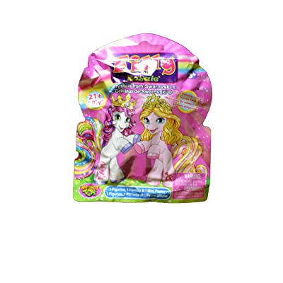 WhatNot Toys Crystal Edition Mystery Foil Pack: Toys & Games