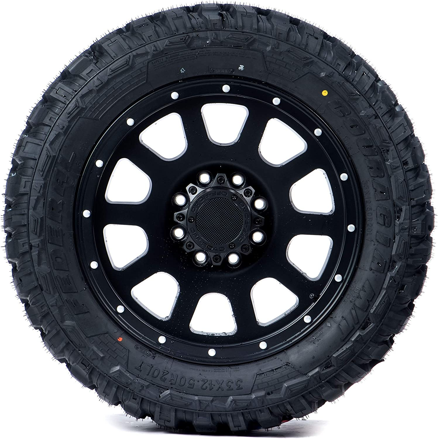 40X15.50R24 E 10ply Federal Couragia M//T Mud-Terrain Tire