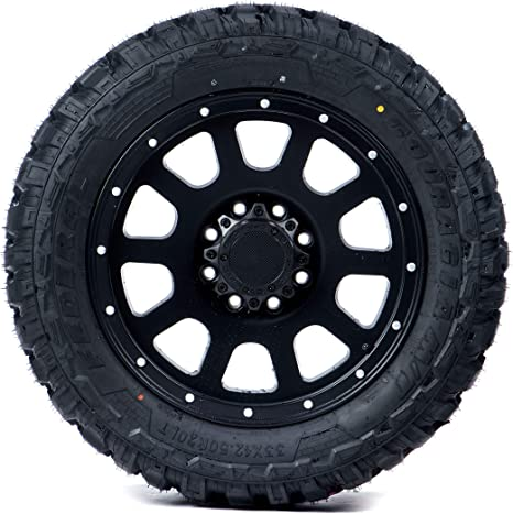 Federal Couragia M//T Performance Radial Tire-37x12.5R17 129Q