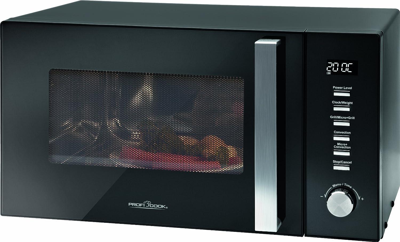 ProfiCook PC-MWG 1049 H Microondas con Grill y Aire Caliente ...